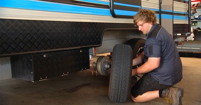 Caravan & RV Service Bundaberg - Fully Qualified Tradesmen - Fast Turnaround Times feature image