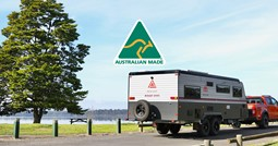 New Age Caravans, Proudly Australian Made & Australian Owned feature image